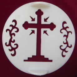Forma pentru coliva cu cruce – 17 cm