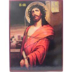 Icoana Mantuitorul Hristos cu coroana de spini – 30 x 40 cm