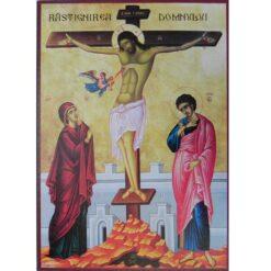 Icoana cu Rastignirea Domnului – 20 x 30 cm