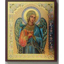 Icoana cu Sf. Inger Pazitor – 15 x 18 cm
