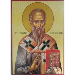 Icoana cu Sf. Alexandru – 20 x 30 cm