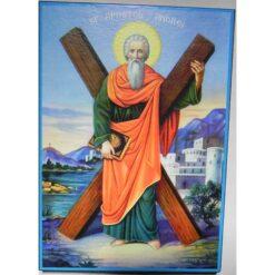Icoana cu Sf. Andrei – 20 x 30 cm
