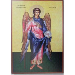 Icoana cu Sf. Arhanghel Gavriil – 20 x 30 cm