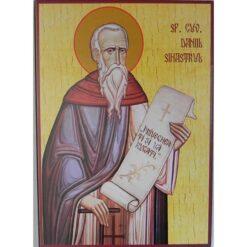 Icoana cu Sf. Daniil Sihastrul – 20 x 30 cm