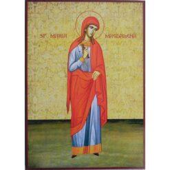 Icoana cu Sf. Maria Magdalena – 20 x 30 cm