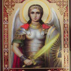 Icoana cu Sf. Arhanghel Mihai – 20 x 24 cm