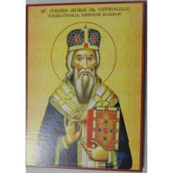 Icoana cu Sf. Vasile al Ostrogului – 20 x 30 cm