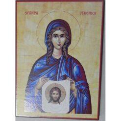 Icoana cu Sf. Veronica – 20 x 30 cm