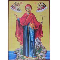 Icoana Maica Domnului Egumena – 20 x 30 cm
