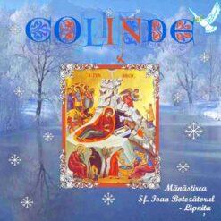 CD Colinde – Manastirea Lipnita